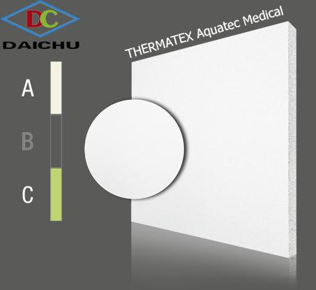 Tấm THERMATEX Aquatec Medical