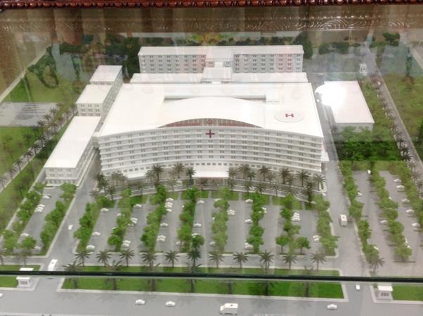 Tổng quan về bệnh viện shingmark