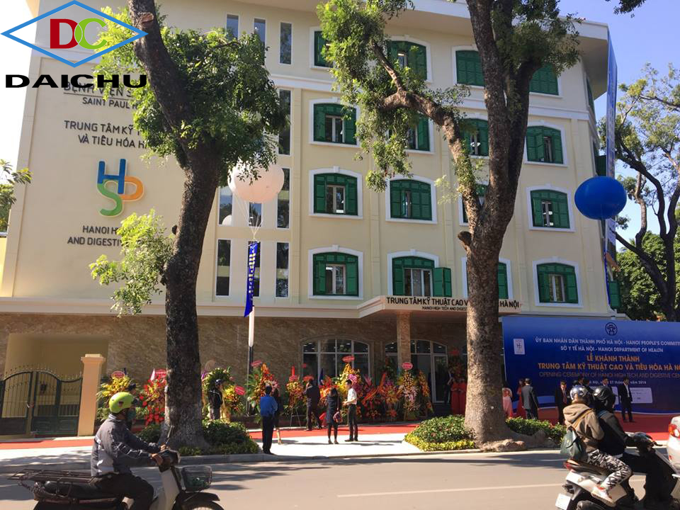Trung tâm kỹ thuật cao bệnh viện Xanh-Pôn