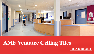 The unique click-in and click-out design of Ventatec ensures quick and easy ... As a system manufacturer, Knauf AMF delivers ceiling tiles and grid from one