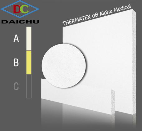 Tấm THERMATEX dB Alpha Medical