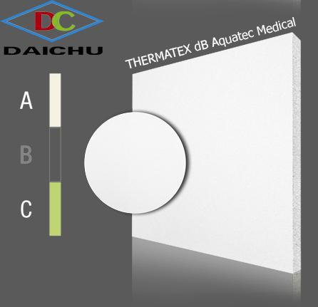 Tấm THERMATEX dB Aquatec Medical